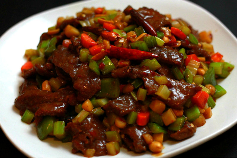 how to prepare hunan chicken